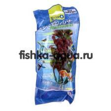 Растение пластиковое Людвигия красная (Red Ludvigia) 15см